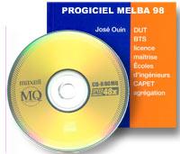 Progiciel Melba 98